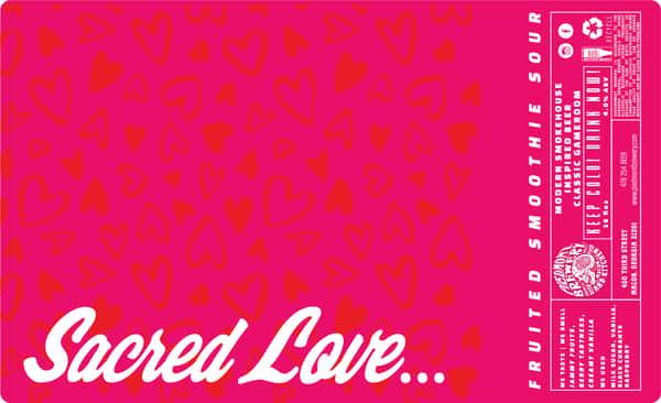 Sacred Love Berry Jam Sour