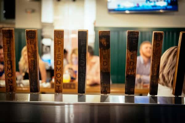 Draft Beer Downtown Macon GA