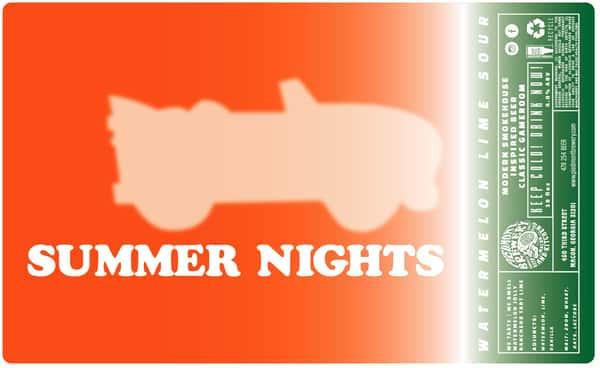 *** NEW *** Summer Nights Watermelon / Key Lime Sou