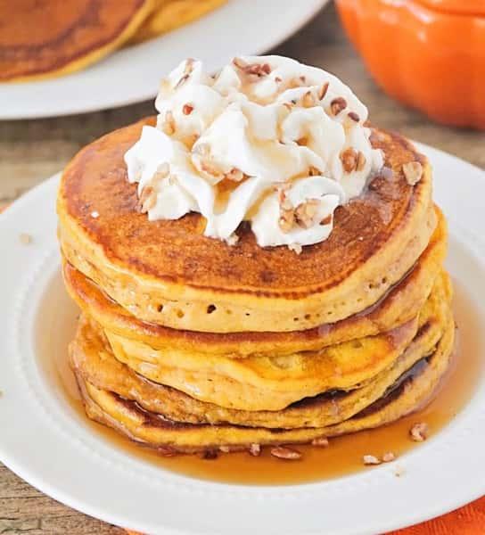 Wheat Pancakes