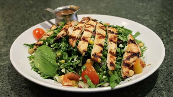Santa Monica Spinach Salad