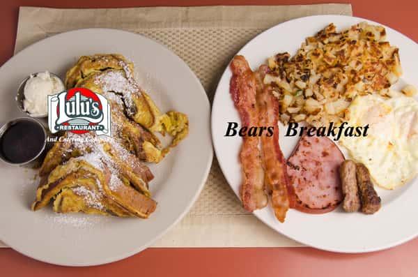 Bears Breakfast