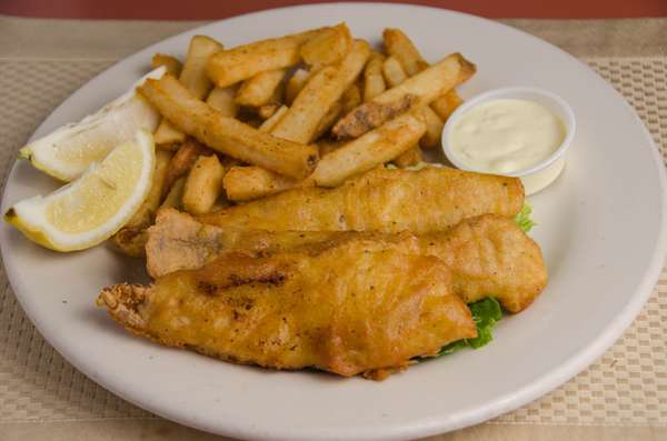 English Style Fish N' Batter