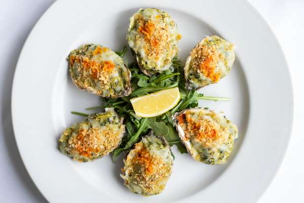 Crispy Fried Gulf Oysters