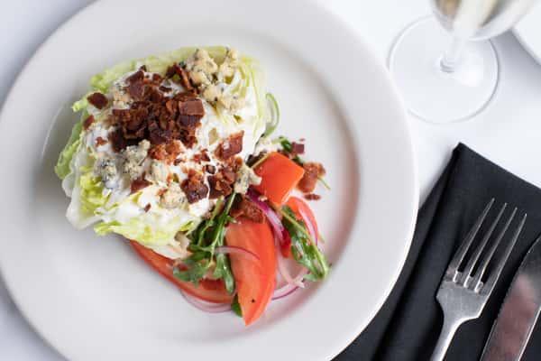 Ouisie's BLT Wedge Salad