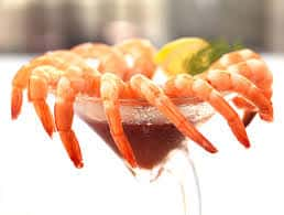 Boiled Gulf Shrimp