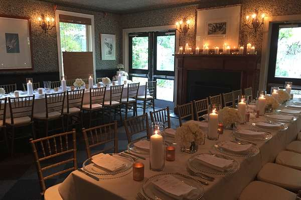 Private dining event room