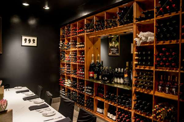 Cooper's Bin private dining room