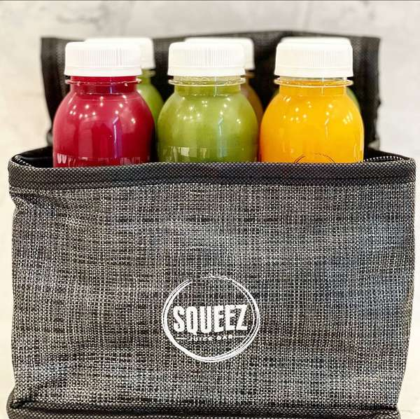 Purchase your juice cleanse