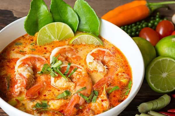 Seafood Soup Po Tak