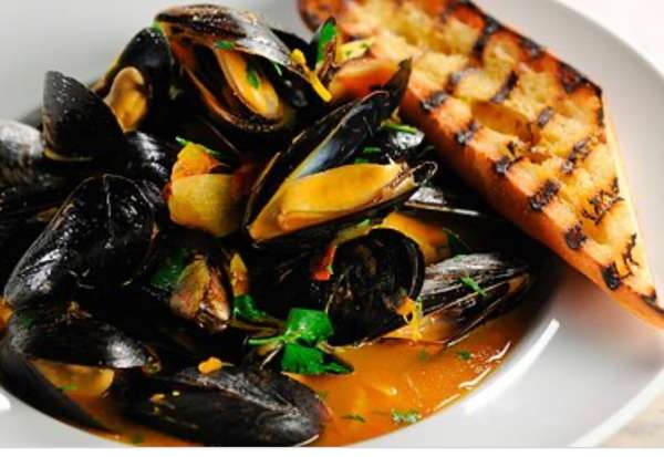 Del Ray Mussels