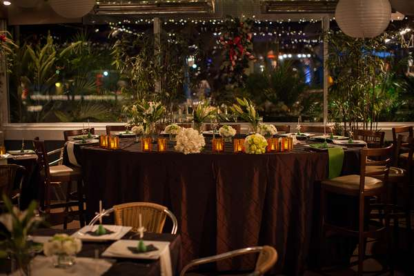 tables for event