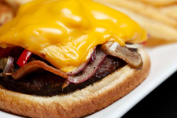Don Adolfo's Burger