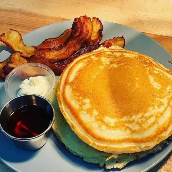 Alex's Fluffy Pancakes