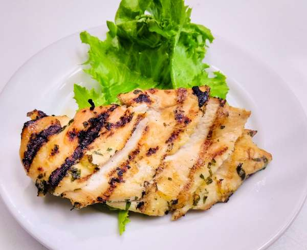 Grilled Marinated Chicken Breast