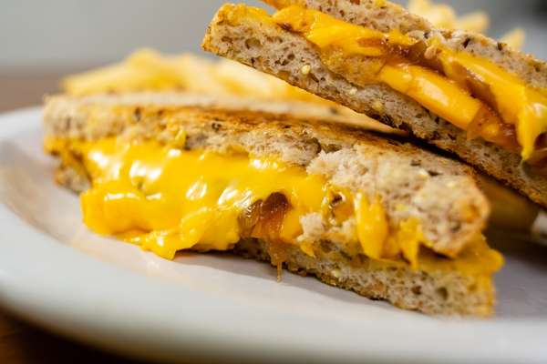 The Grilled Cheese