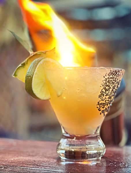 The Sandbar Flame