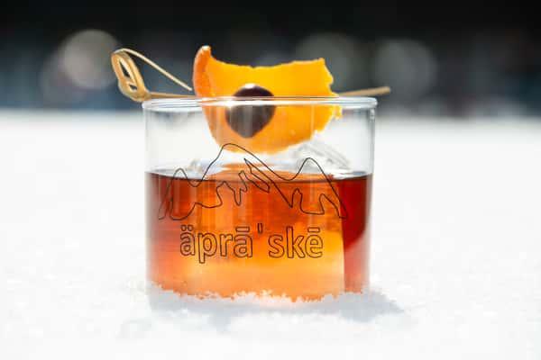 äprāˈskē (Après Ski) cocktails