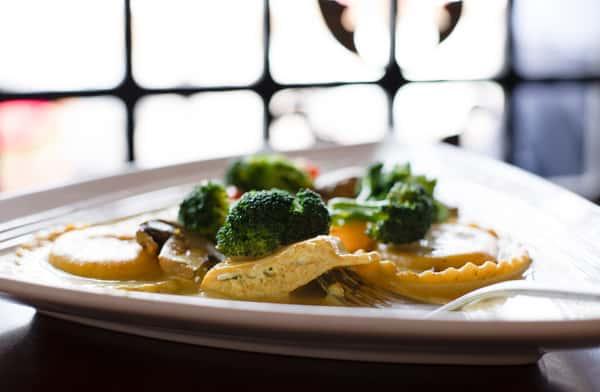Broccoli Ravioli