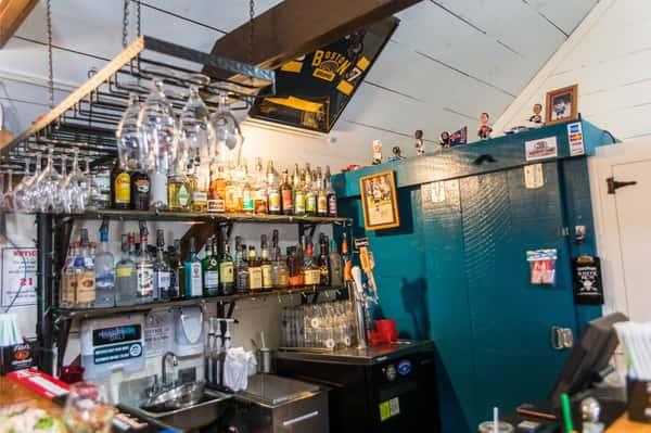 bar inside