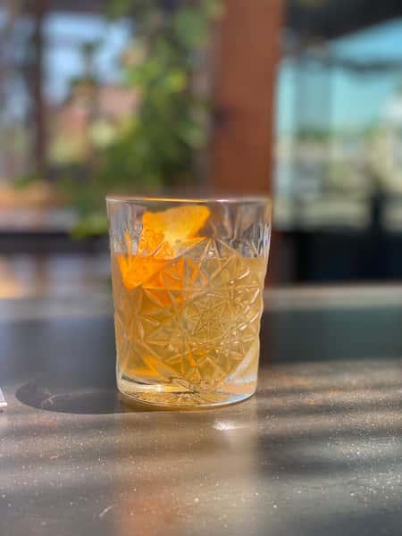 Praline Old Fashioned