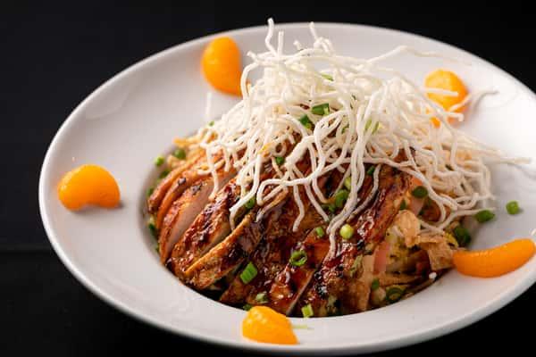 Chinese Chopped Chicken Salad