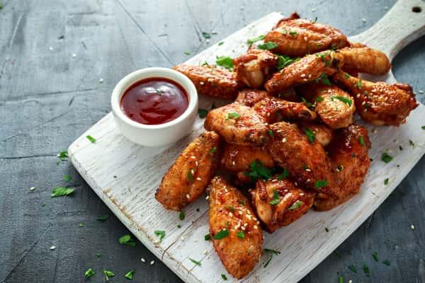 Wings Hot Sauce