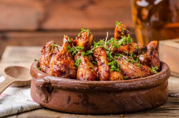 Wings Garlic & Parmesan