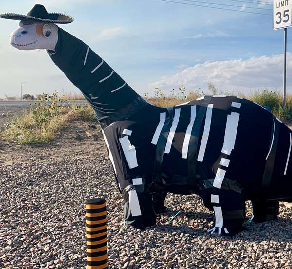Halloween Dino 2020
