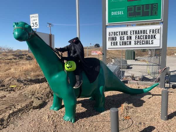 Halloween Dino 3