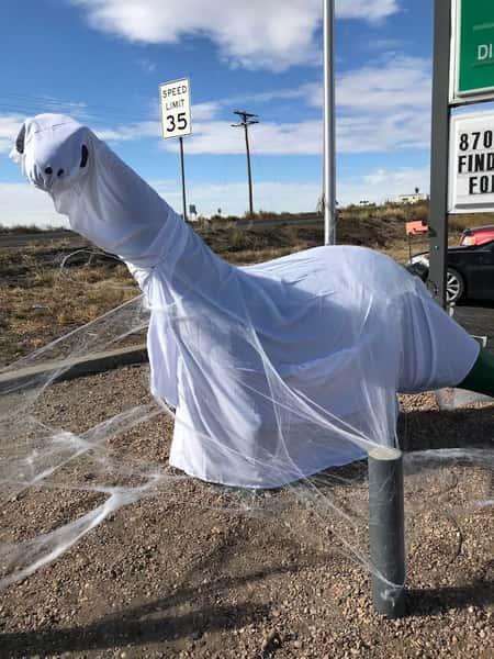Halloween Dino 2