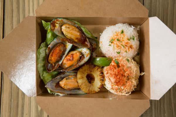mussels box