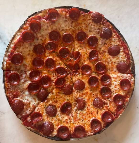 #1 Hey Tony, It's Pepperoni
