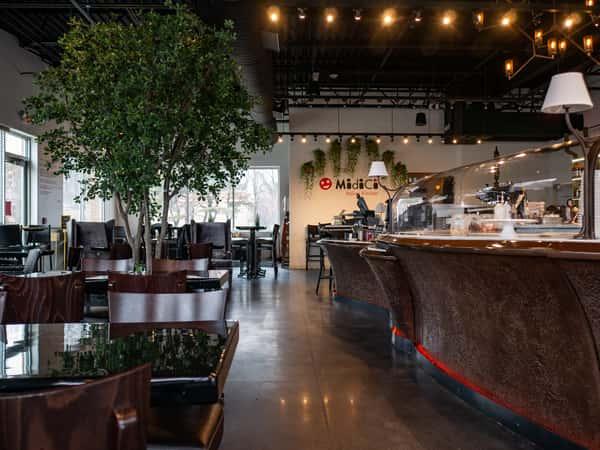 Midici The Neapolitan Pizza Company interior