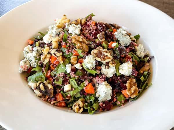 Quinoa Beet Salad