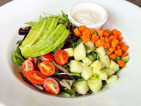 CREATE YOUR OWN SALAD