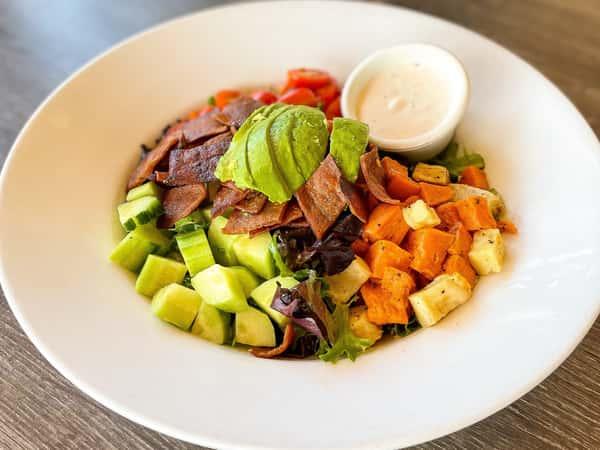 Chunky Vegan Salad
