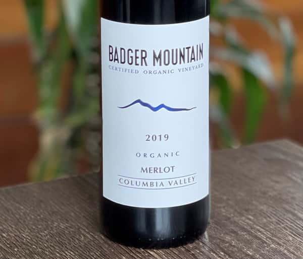 MERLOT, BADGER MOUNTAIN
