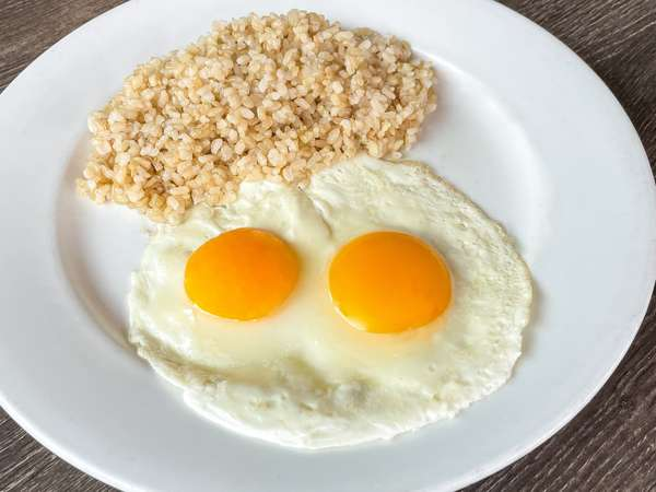 EGGS ANY STYLE