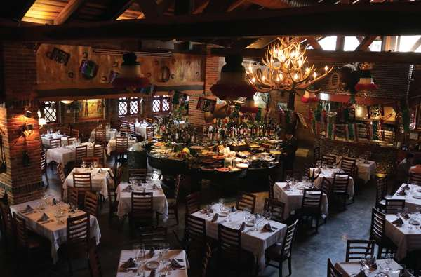 Steakhouse and seafood