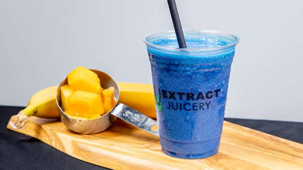Blue Delight Smoothie