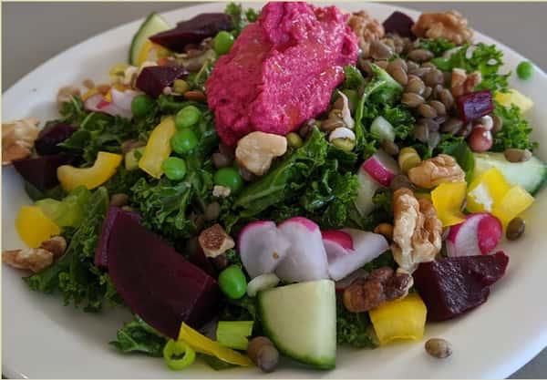 Spring Refresh Salad