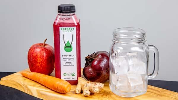 Beet-iful Bottled Juice