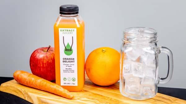 Orange Delight Bottled Juice