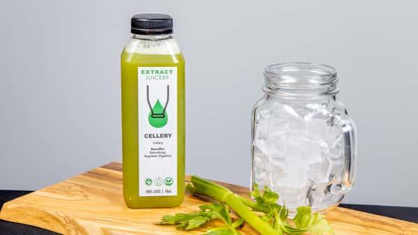 Celery Bottled Juice