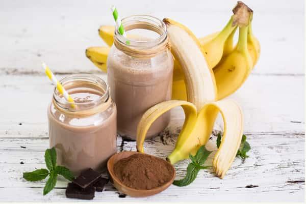Choco-Nuts Smoothie