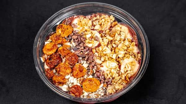 Choco Almond Acai