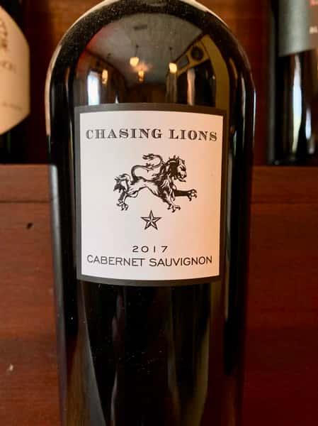Cabernet-Sauvignon, Chasing Lions 2017