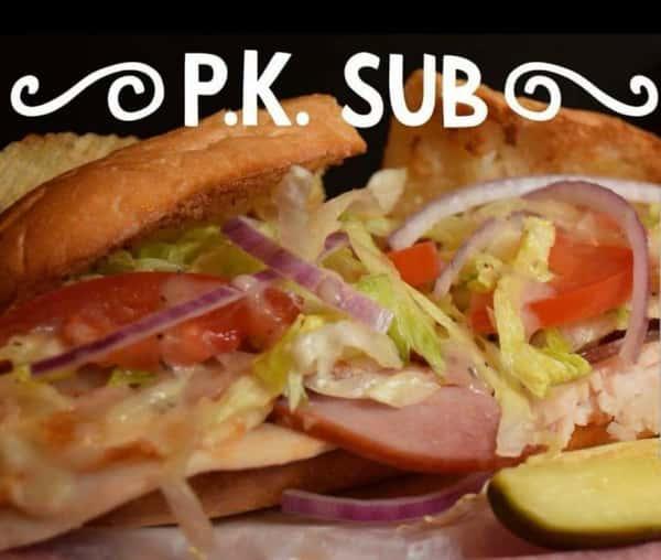 Pizza King Super Sub