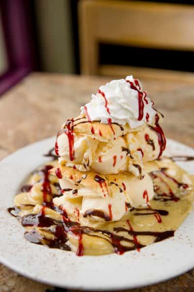 platanos dessert